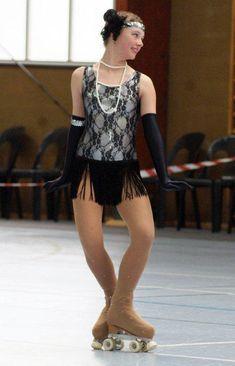 Ice Skating, Figure Skating, Little Girl Dresses, Little Girls, Charleston Dress, Hanna, Ice Show, Skating Dresses, Pole Dance