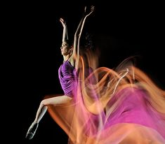 Professional Photography of Human Body in Motion