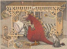 Image result for children bed illustration