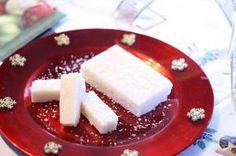 Cómo hacer turrón de coco #postre #receta #comida #dulce