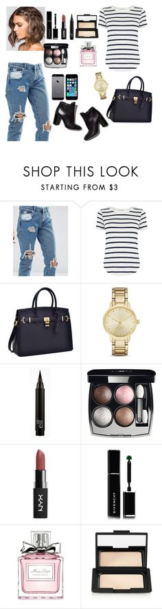 """""""♥que hermoso♥"""" by bellacala ❤ liked on Polyvore featuring Pierre Hardy, ASOS, Oasis, Kate Spade, Chanel, Givenchy, Christian Dior, NARS Cosmetics, FingerPrint Jewellry and awesome"""