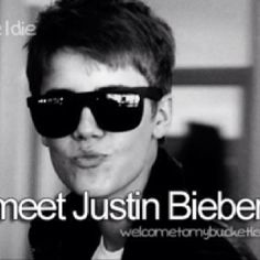 Now I just need to meet him... It'll happen! HAS to!