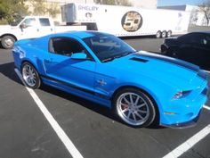 I save for my dream car - 2014 Mustang Super Snake Is The First Car Off The New Shelby American Assembly Line Blue Mustang, 2014 Ford Mustang, Mustang Gt500, Ford Shelby, Ford Mustang Shelby, Mustang Cars, Ford Gt, Ford Mustangs, Cars Motorcycles