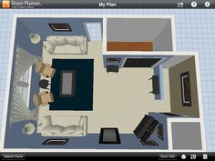 Room Planner App | The Contemporary Housewife