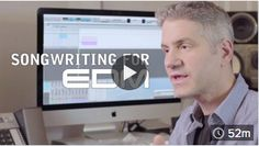 Songwriting for EDM