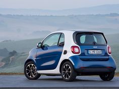 The Smart Fortwo 2015