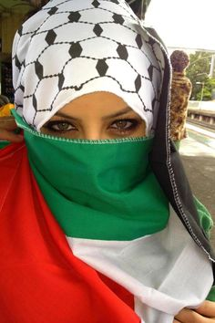 Fatima from Australia ❤ to Palestine