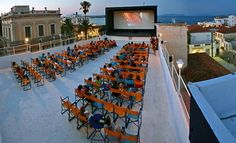 Spetses Marina Outdoor Cinema, Under The Stars, Athens, Greece, Dolores Park, Street View, Around The Worlds, Island, Summer