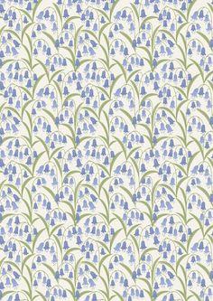 Bluebell Wood White Bluebells Lewis & Irene