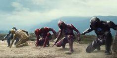 Power Rangers ganha trailer LEGENDADO