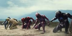 Power Rangers ganha trailer LEGENDADO