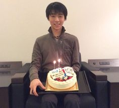 Yuzuru HANYU 羽生結弦 Happy 20th