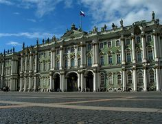 To visit: The State Hermitage Museum - St. Petersburg, Russia
