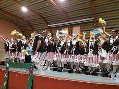 Grupo Mascarada Carnaval: Desbocados visita AFES Salud Mental