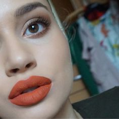 Pin for Later: Kylie Jenner Reveals Details About the First Shade Featured on Lip Kit Confidential, 22