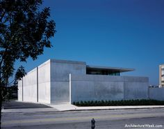 ArchitectureWeek Image - Art of Ando in St. Louis
