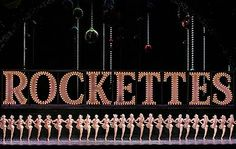 The Radio City Rockettes --the one and only