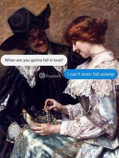 Stupid Funny Memes, The Funny, Hilarious, Medieval Memes, Classic Memes, Art History Memes, Classical Art Memes, Haha, Art Jokes