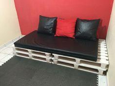 For tv room sofa #pallet