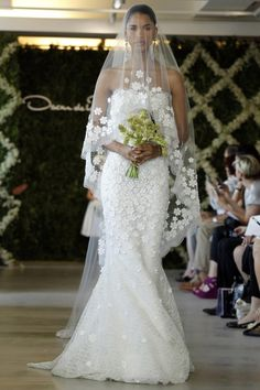 Wedding Dress Oscar de la Renta
