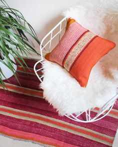 This Uva Runner Gives Off Major Vintage Vibes Cambie Design Rug