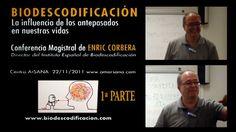 Enric Corbera - La influencia de los antepasados en nuestras vidas - 1º parte by La Caja de Pandora. www.lacajadepandora.org // cajapandora1@gmail.com Pandora, Memes, Videos, Snare Drum, Meme