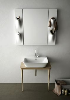 Sotto Sopra design Meneghello Paolelli Associati #bathroom #design #accessories #bagno #accessori