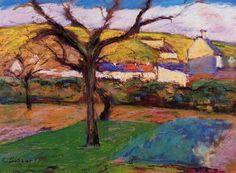 Paisaje - Camille Pissarro