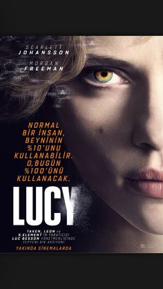Lucy - film by Luc Besson with Scarlett Johansson and Morgan Freeman - an absolute impressive film - a must ! Film 2014, Movies 2014, Sci Fi Movies, Hd Movies, Movies Online, Watch Movies, Latest Movies, Nice Movies, Movies Free