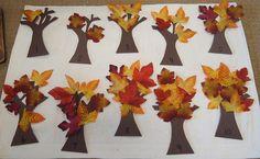 Autumn Trees 1-10