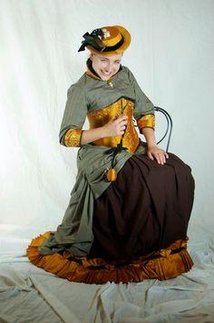 Steampunk Dress Seamstress