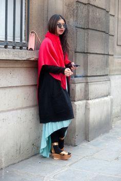 Paris | via Street Style Aesthetic