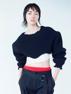 Fei Fei Sun by Benjamin Alexander Huseby for Vogue China February 2016 6
