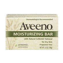 Aveeno Active Naturals Moisturizing Bar for Dry Skin. EWG: 1