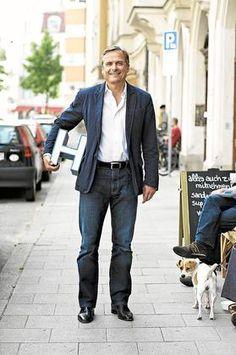 Schriftsteller Axel Hacke im Interview: Der Grönemeyer der Kolumne liest in Münster