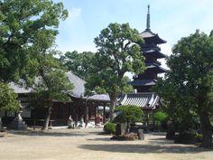 【四国八十八か所】第七十番:本山寺
