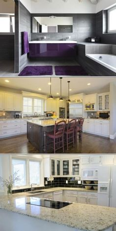 This Team Of General Contractors Offers Residential Roofing, Painting,  Kitchen And Bath Remodeling,
