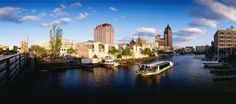 Historic Milwaukee Boat Tour - Plan a day on the Edelweiss boat and see all the historic sites on the Milwaukee river and lake shore.
