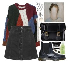 """gush"" by velvet-ears ❤ liked on Polyvore featuring Dr. Martens, Isabel Marant, Topshop, Pamela Love, Aveda, 7 For All Mankind, ASOS and Korres"