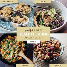 This is Day 13 of the Goodful Two-Week Healthy Eating Challenge. Click here to get a rundown of the whole program.
