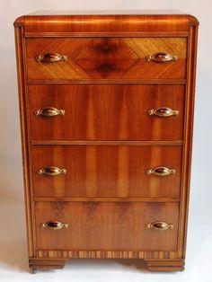 Carraway Deco Dresser $225   Chicago Http://furnishly.com/carraway  ·  Vintage DressersFurniture RefinishingHouse ...