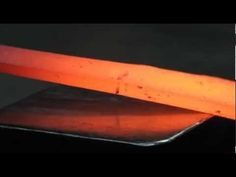 ▶ Making of a katana - YouTube