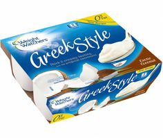 Weight Watchers Greek Style - 0% Fat Exotic Coconut