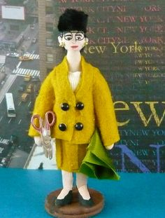 Edith Head Doll