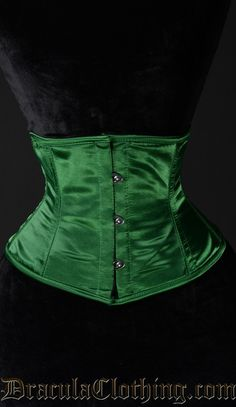 The waist cincher is shorter than other corsets and makes it easier to tighten your waist. Perfect for different kinds of dresses.