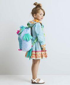 Mochilas originales para niñas http://www.mamidecora.com/mochilas%20-%20Oilily.html
