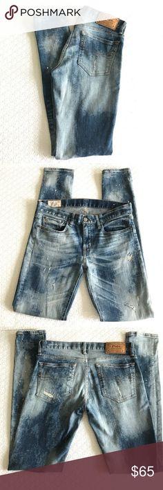 Ralph Lauren Tompkins skinny blue jeans 28 Ralph Lauren Tompkins skinny blue jeans 28 Ralph Lauren Jeans Skinny
