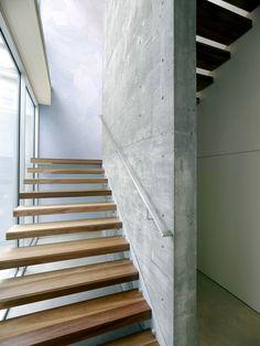 Oakland House von Kanner Architects   Einfamilienhäuser