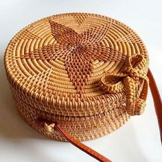 Rattan, Bali, Picnic, Basket, Wicker, Picnics