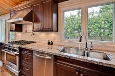 transitional kitchens designs | Kitchen - transitional - kitchen - vancouver - by My House Design ...